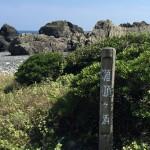 高知県室戸市灌頂ヶ浜(かんじょうがはま)シュノーケリングin2015