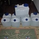 半年ぶりの水槽の海水交換